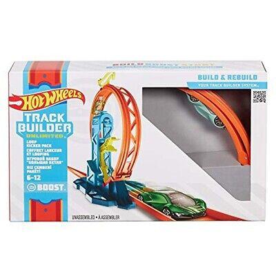 Hot Wheels Track Builder Pack Loop Kicker Pack