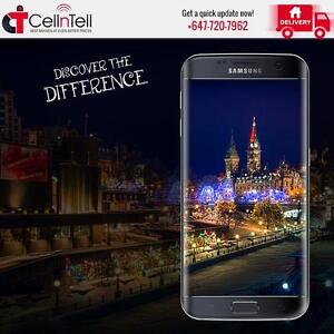 New Year Sale on Samsung S7/Edge, S6/Edge, S5, S4, Note 4 & 5 - Offer Valid for January 2017