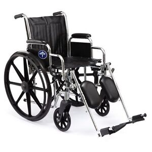 Wheel Chair - New with upgraded Parts