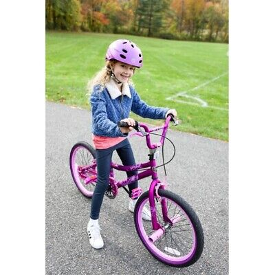 "20"" Kent 2 Cool Girls' BMX Bike, Satin Purple"
