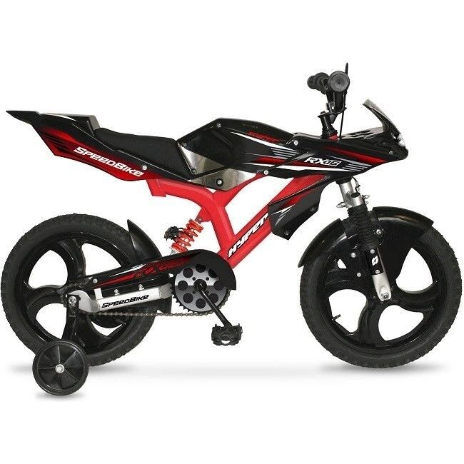Dirt Bikes BMX For Boys 16 Inch Kids With Training Wheels