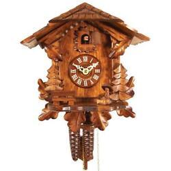 Alexander Taron 436HV Engstler Weight-driven Cuckoo Clock - Full Size