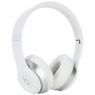 Beats by Dr. Dre Solo2 Over the Ear Headphones Wired - White