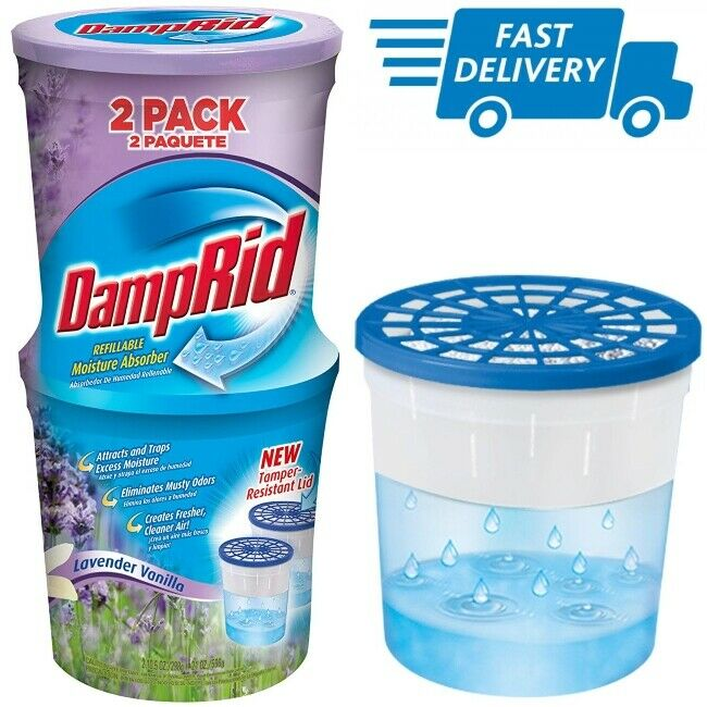 Moisture Collector Excess Moist Damp Humidity Absorber Dehum