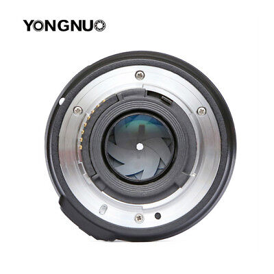 YONGNUO YN35MM 50MM AF MF Prime Fixed Lens for Nikon D7200 D7000 D7100 D90 D80