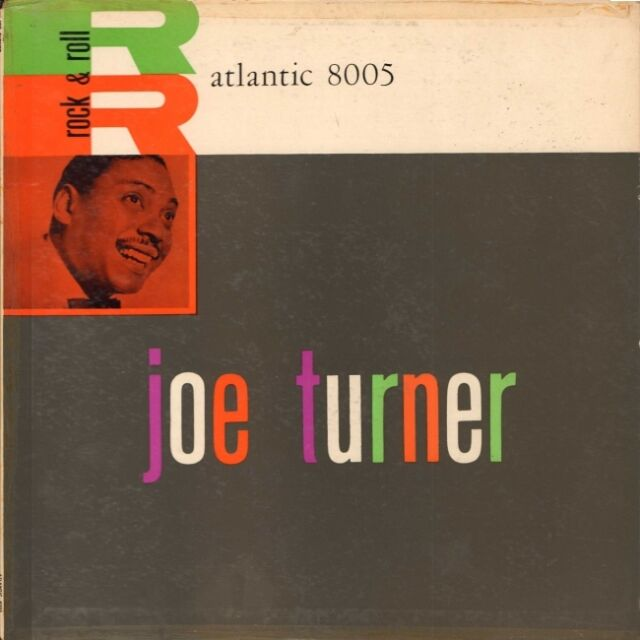 JOE TURNER - ROCK & ROLL - NEW CD ALBUM
