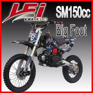 150cc Dirt Bike. In New Condition. Must sell Canning Vale Canning Area Preview