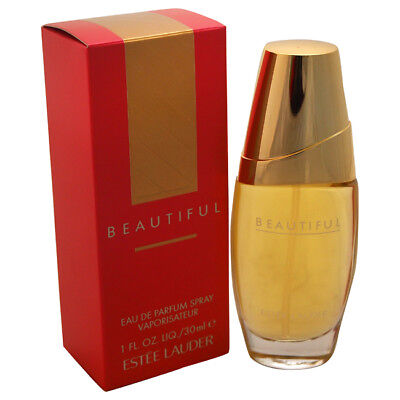 Beautiful By Estee Lauder   Perfume For Women   1 Oz Edp Spray   New In Box