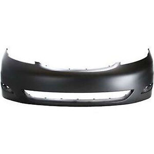 Couvert pare-chocs Avant Toyota Sienna 2006 - 2010 Bumper Cover