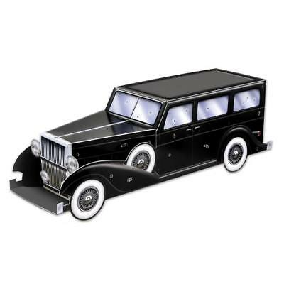 Gangster Car Centerpiece Favor Box Roaring 20s Party Scene Prop Decorations - Roaring 20s Centerpieces