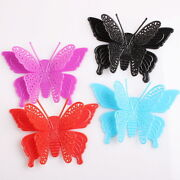 Plastic Butterfly Decorations