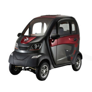 Enclosed Mobility/Recreational Scooter