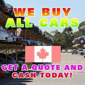 $Today! Cash For Cars 613-604-5504 Free Pick Up 100-5000 In Cash