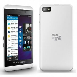 Mint Condition BlackBerry Z30-White-Unlocked-16GB )=$149