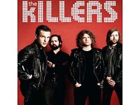 KILLERS (BRITISH SUMMER TIME) - GENERAL ADMISSION - HYDE PARK - SAT 08/07 - £150!