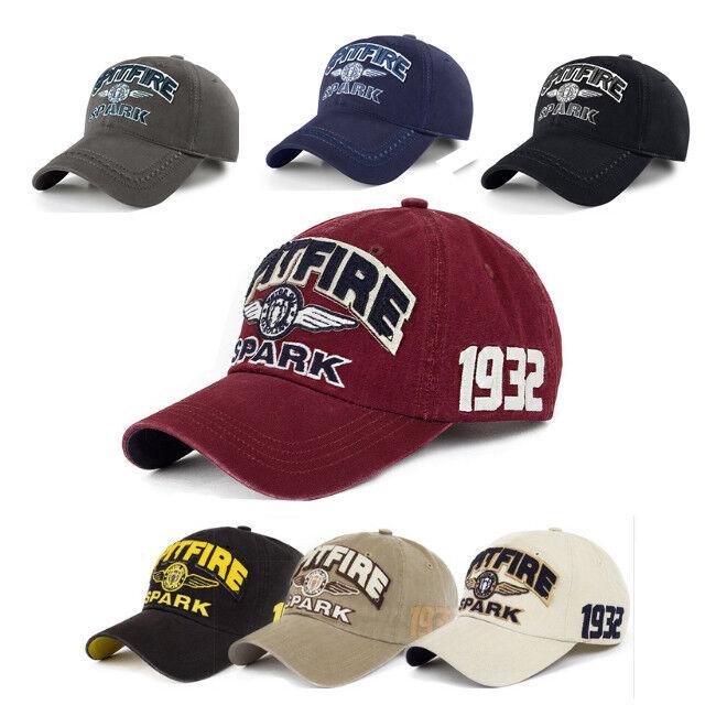 SPITFIRE Basecap Mütze Unisex Must-Have Vintage Baseball Army Military Kappe Cap
