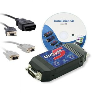 ElmScan 5: connect your OBD II car computer to your laptop Kitchener / Waterloo Kitchener Area image 1