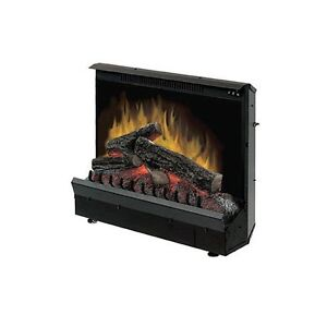 details about dimplex 23 electric fireplace heater insert
