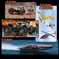FREE broken or unwanted R/C vehicles or parts