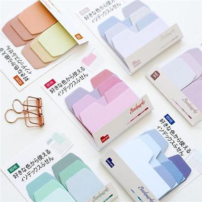 Office Simple Memo Pad Stationery Supplies Planner Paper Cute Sticky Notes Bl
