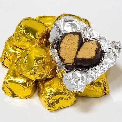 Chocolate Peanut Butter Truffles - Gluten-Free