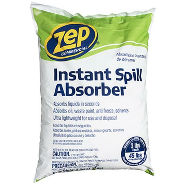 ZEP ZUABS3 3 lbs. Instant Spill Absorber
