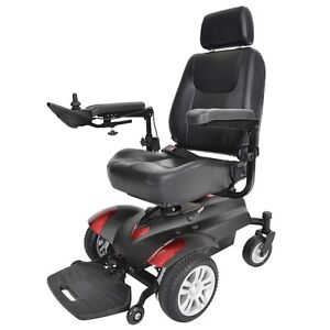 Titan Power Wheelchair at Flaman Fitness Lethbridge