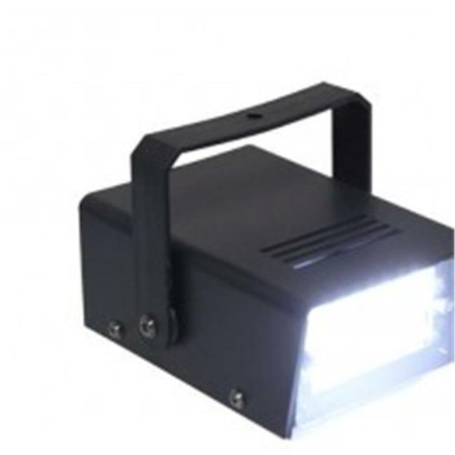 Az Import & Trading LED19 Led Mini Strobe Variable Speed Led Powered