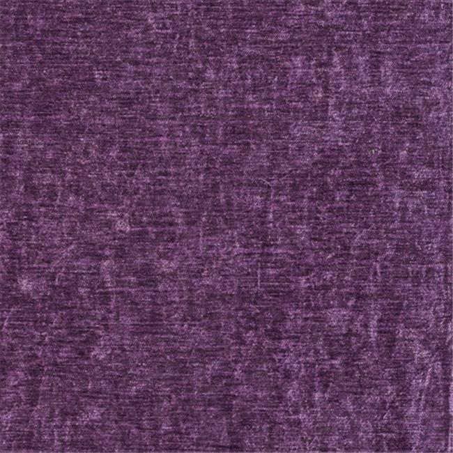 Designer Fabrics K0150K 54 in. Wide Purple Solid Shiny Woven Velvet Upholster...