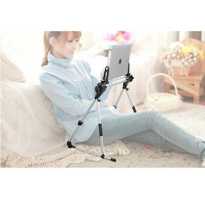 Tablet Phone Stand Adjustable And Foldable Bed Sofa Desk For iPads And iPhones