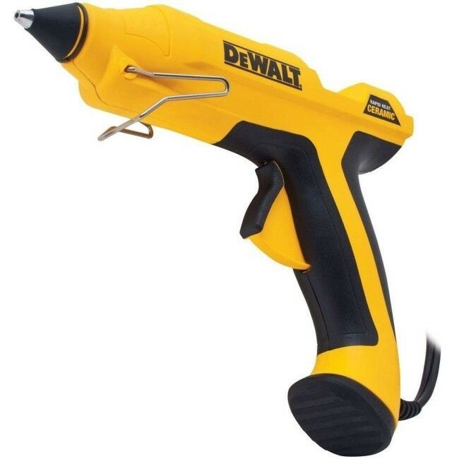 Dewalt Rapid Heat Ceramic Glue Gun