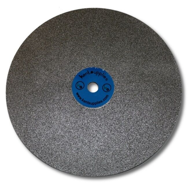 как выглядит Товар для шлифовки стекла 8 inch Quality Electroplated Diamond coated Flat Lap Disk wheel фото
