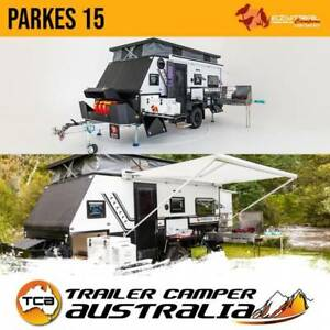 Ezytrail Parkes 15 Off Road Hybrid Caravan ACT NSW Dealer Fyshwick South Canberra Preview