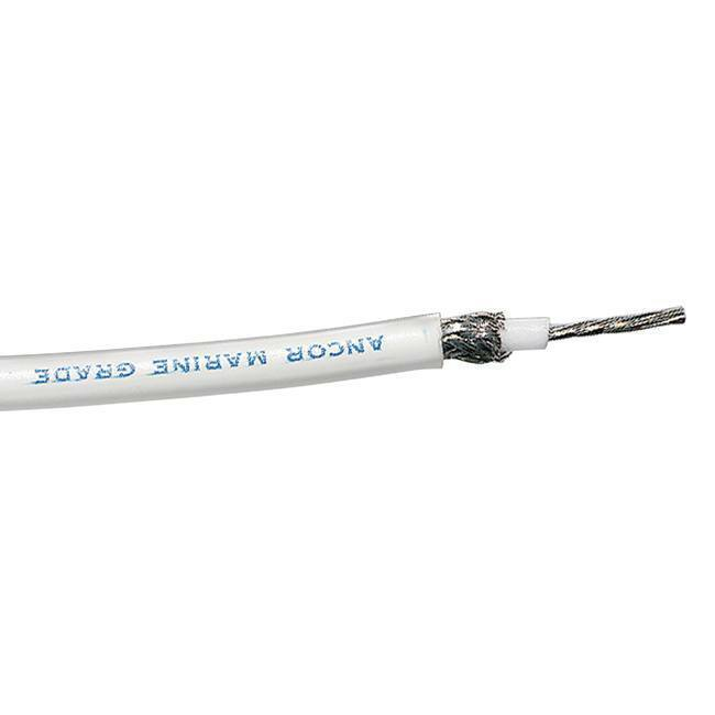 Ancor Rg 213 Tinned Coaxial Cable 100ft 151710