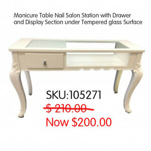Manicure Table   Buy or Sell Tables in Ontario   Kijiji Classifieds