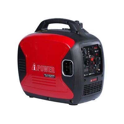 A-ipower Sua2000i 2000 Watt Inverter Gasoline Generator