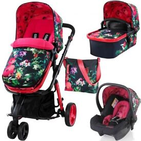 Cosatto Giggle 2 Travel System 3+1
