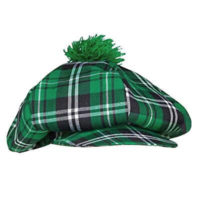 Saint Patrick Day Hats (St. Patrick's Day Green Hat Irish Cap Ivy Flat Newsboy Duckbill Gatsby Golf)