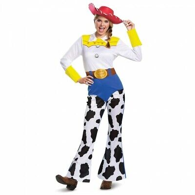 Disguise Disney Toy Story Jessie Cowgirl Erwachsene Damen - Toy Story Halloween Kostüme
