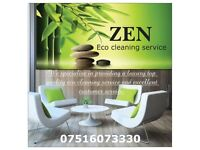 Zen Eco cleaning service, the ultimate luxury cleaning for your home.