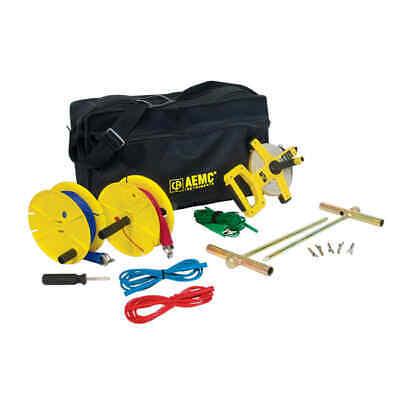 Aemc 2135.35 3-point Ground Resistance Tester Kit