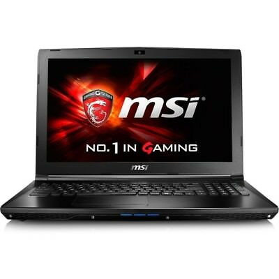 "MSI GL62M 7RDX-2070 15.6"" LCD Gaming Notebook - Intel Core i7 [7th Gen]"