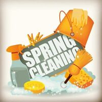 Let KPS do the spring cleaning!