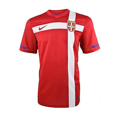Serbia/Srbija Nike Dri-Fit Official National Soccer Team Jersey Size M