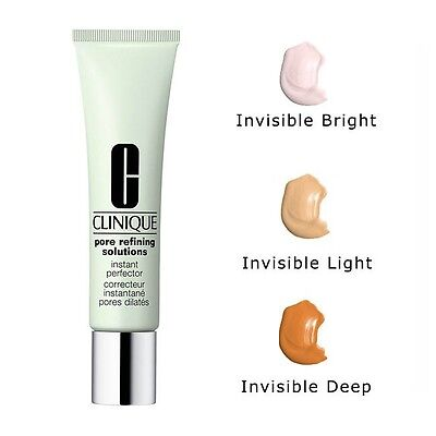 Authentic Clinique Pore Refining Solutions Instant Perfector   Choose Your Shade