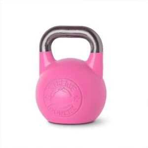Competition kettle bells various weights