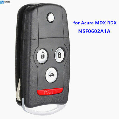 for Acura MDX RDX 2007 2008 2009 2010 2011 2012 2013 Remote Key Fob N5F0602A1A