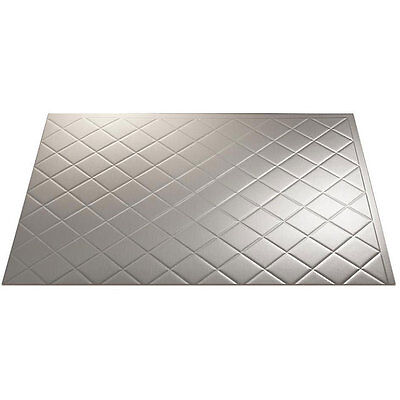 decorative thermoplastic backsplash tiles are easy to cut and install