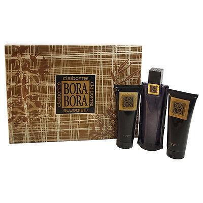 Bora Bora By Liz Claiborne For Men   3 Pc Gift Set