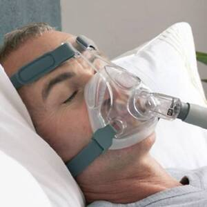 CPAP Mask Fisher & Paykel Simplus Full Facewith Headgear LARGE